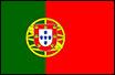 Flagge Portugal