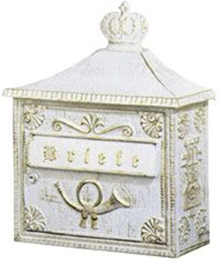 Albert Briefkasten Weiß 670700