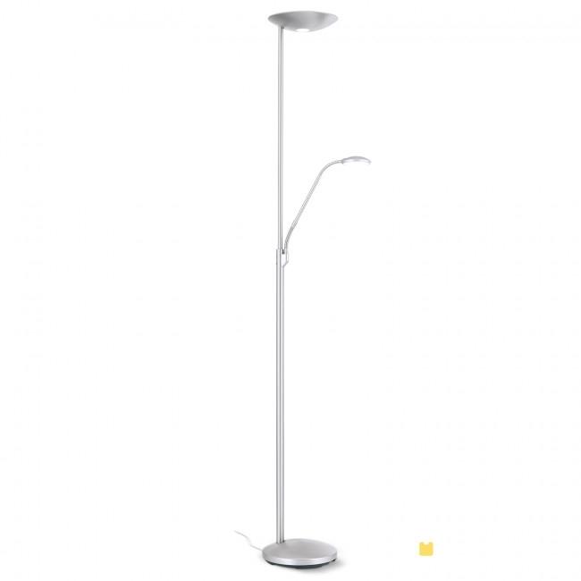 Hausmarke LED-Deckenfluter COBRA satin Stl 12-1176 satin