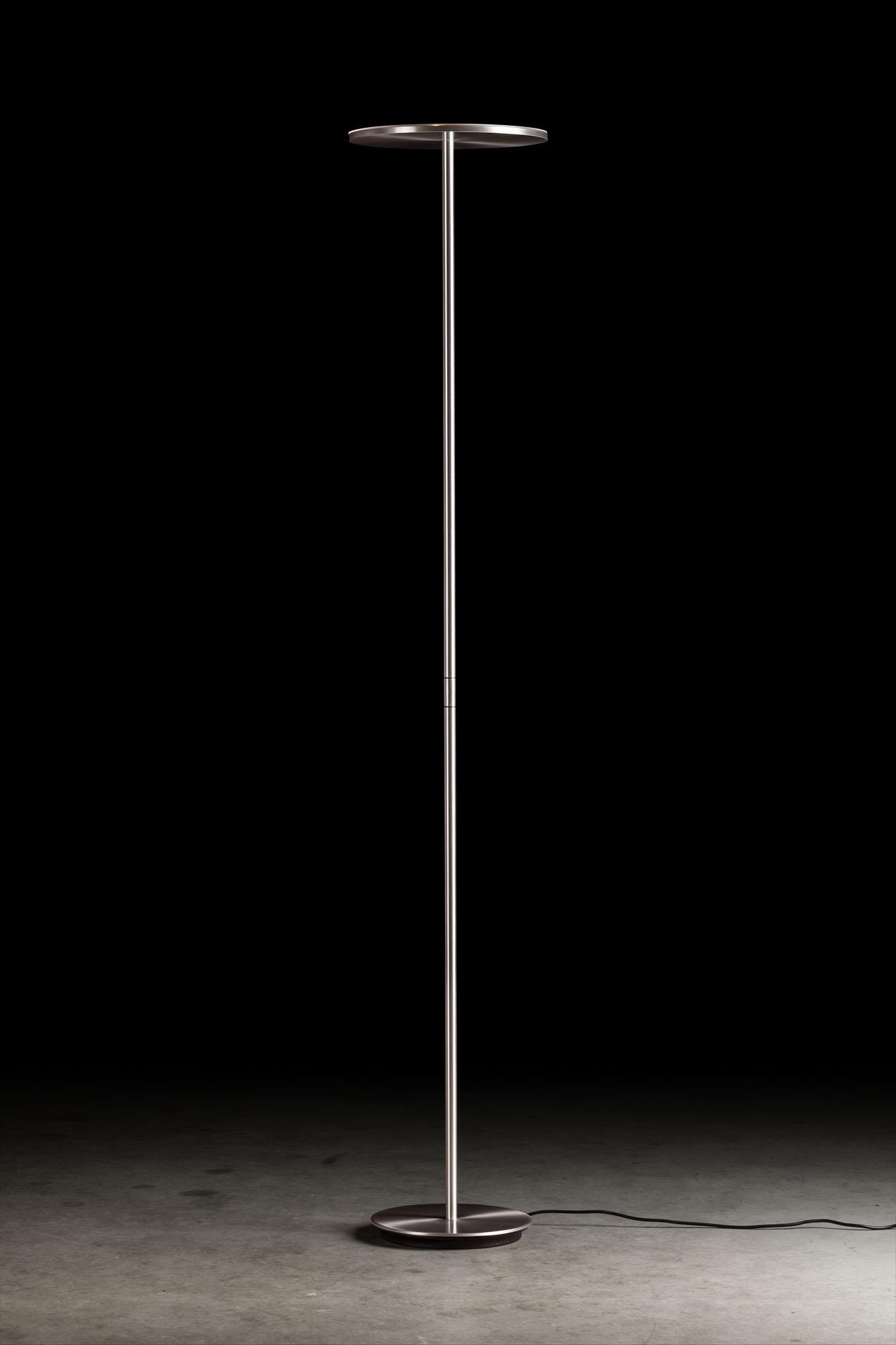 Holtkötter LED-Deckenfluter PLANO 185cm Alu 9901-4-79