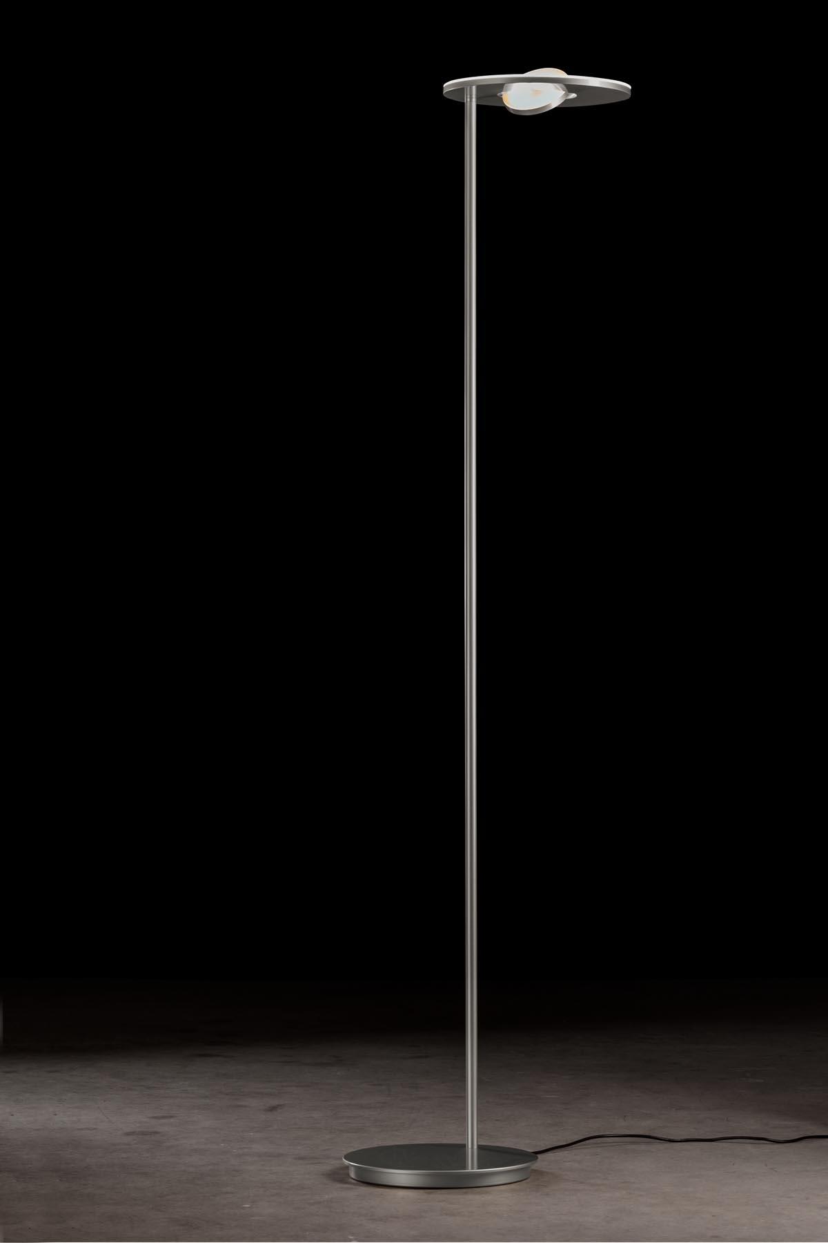 Holtkötter LED-Deckenfluter NOVA OOG 185cm Alu 9907-2-79