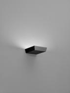 LED-Wandleuchte COR schwarz