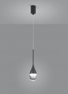 LED-Pendelleuchte DEEP schwarz