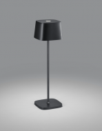 Helestra LED-Akku-Tischleuchte KORI schwarz 19/2100.98