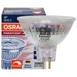 LED-Leuchtmittel GU5,3 Reflektor 4,9W=35W dimmbar 3000K