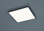 LED-Deckenleuchte RACK 40x40cm schwarz