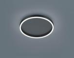 LED-Deckenleuchte SONA 40cm schwarz
