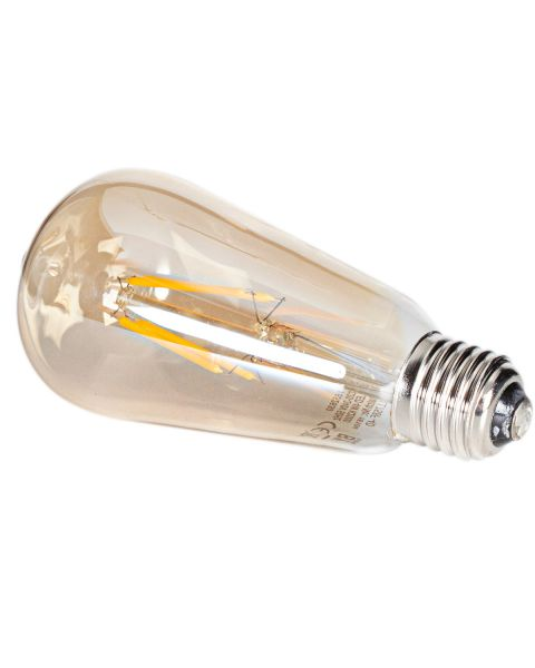 Zubehör LED Filament dimmbar 58 mm Amber