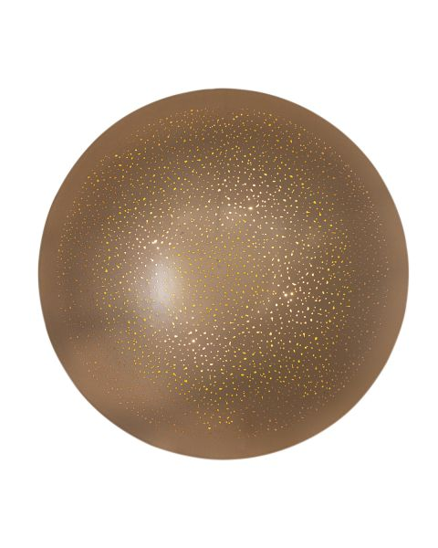 Wandleuchte Colby 70 cm Gold