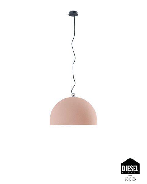 Pendelleuchte URBAN CONCRETE rosa 60cm (ohne Baldachin)