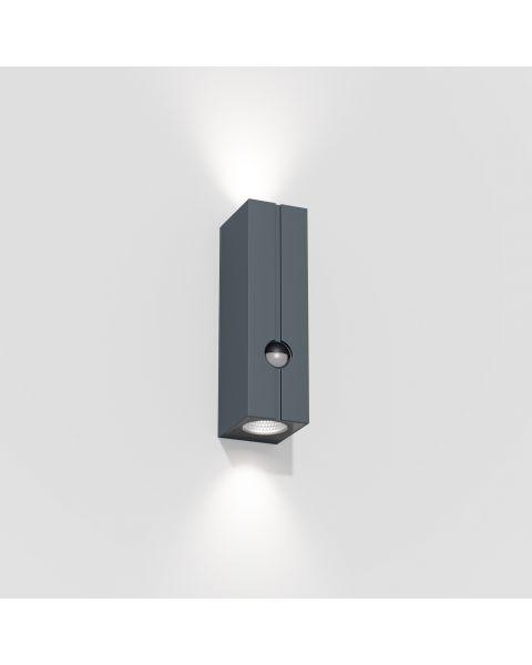 LED-Wandaußenleuchte CUT CONTROL