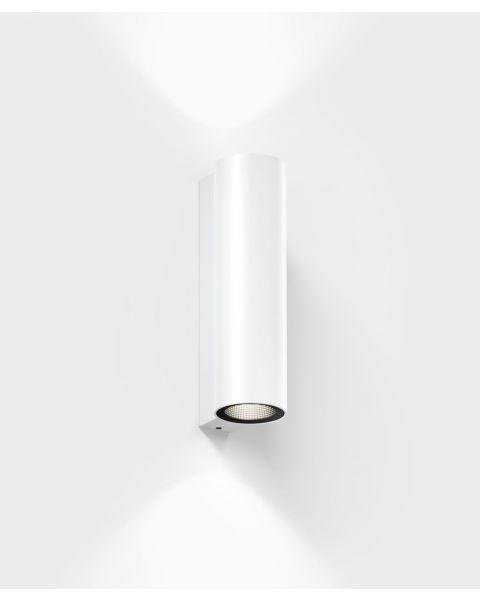 LED-Wandaußenleuchte SCAP weiß