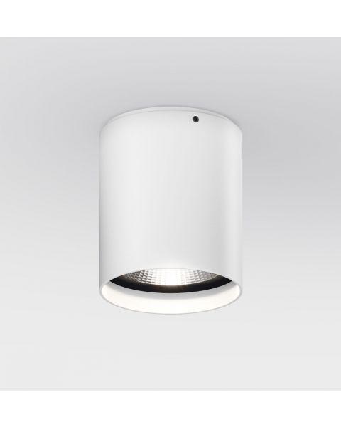 LED-Deckenspot UP R weiß (rund)