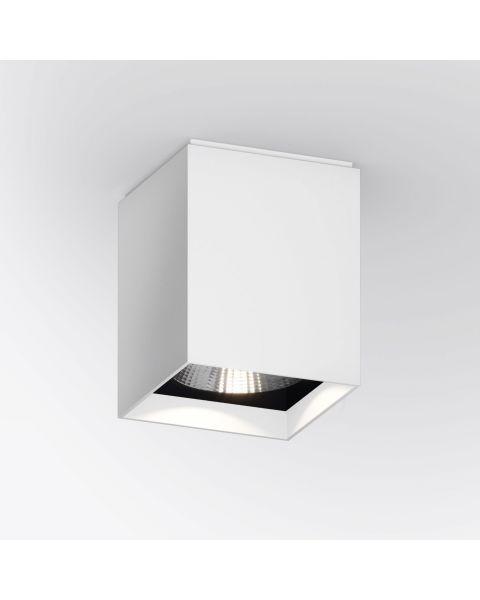LED-Deckenspot UP S weiß (eckig)