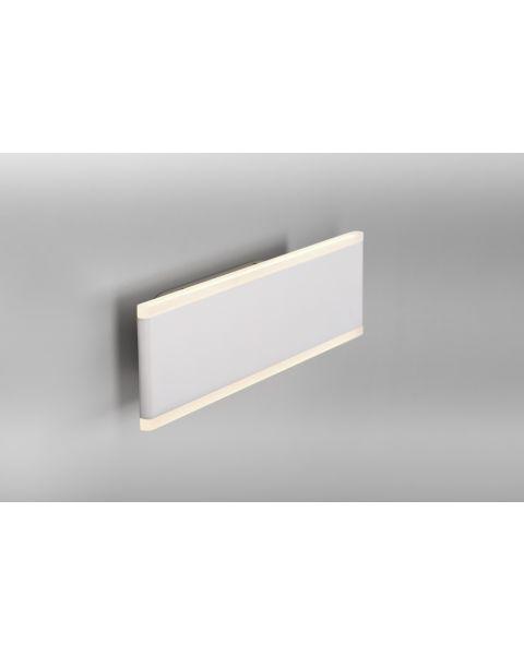 LED-Wandleuchte SLIM WM 50cm weiß