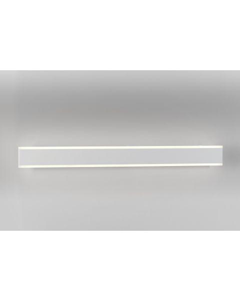 LED-Wandleuchte SLIM WL 80cm weiß