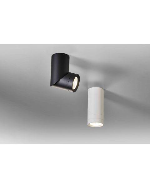LED-Spot VARIO schwarz/weiß