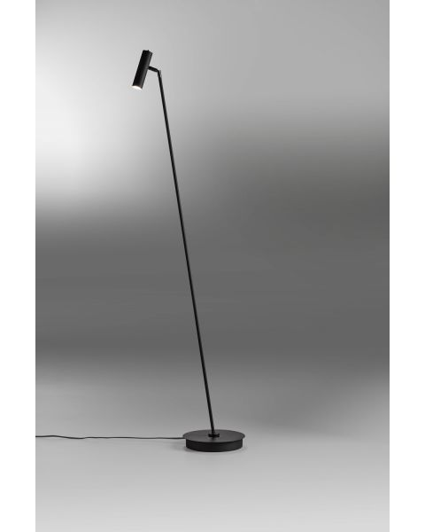 LED-Leseleuchte CRANE schwarz