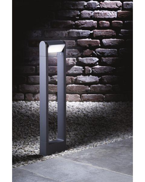 LED-Pollerleuchte BOLLARD anthrazit