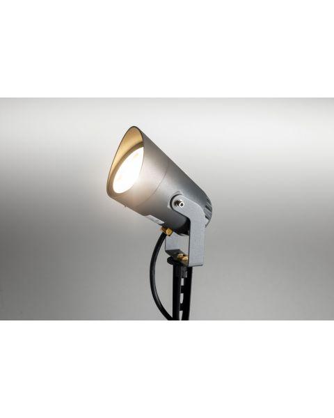 LED-Erdspießleuchte SPIT anthrazit