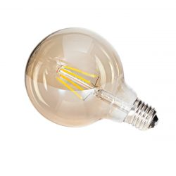 Zubehör LED Filament dimmbar 95 mm Amber