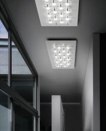 Braga CRISTALLI LED-Deckenleuchte 2051/PL110C