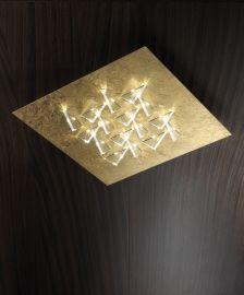 Braga CRISTALLI LED-Deckenleuchte 2052/PL60C