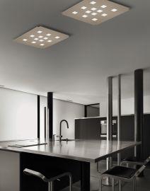 Braga CORNER LED-Deckenleuchte 2101/PL60C