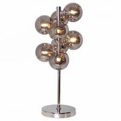 Tischleuchte Splendor 55 cm Chrom