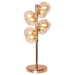 Tischleuchte Splendor 55 cm Gold