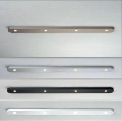 4er-LED-Deckenleuchte CLOSE D2W 70cm