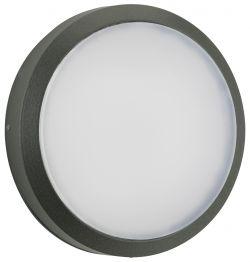 LED-Wand-/Deckenaußenleuchte Anthrazit