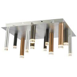 LED-Deckenleuchte CEMBALO 50x35cm