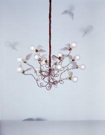 LED-Pendelleuchte BIRDIE