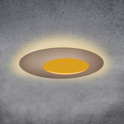 LED-Wand-/Deckenleuchte BLADE OPEN RGB 59cm/79cm Taupe