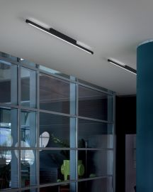 LED-Deckenleuchte ELLE 110cm