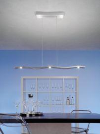 Escale FLUID LED-Pendelleuchte