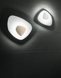 LED-Wand-/Deckenleuchte BLOB