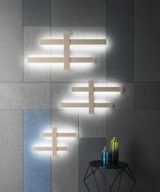 LED-Wand-/Deckenleuchte MIKADO