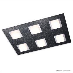 Grossmann BASIC LED-Deckenleuchte 76-790-019
