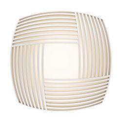 LED-Deckenleuchte KUULTO 9100 weiß