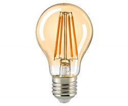LED-Filament gold E27 dimmbar
