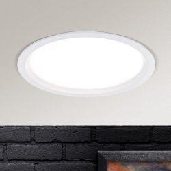 Hausmarke LED-Einbauleuchte 17cm Str 10-488 weiß
