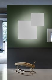 Studio Italia Design PUZZLE MEGA SQUARE LED-Wand-/Deckenleuchte