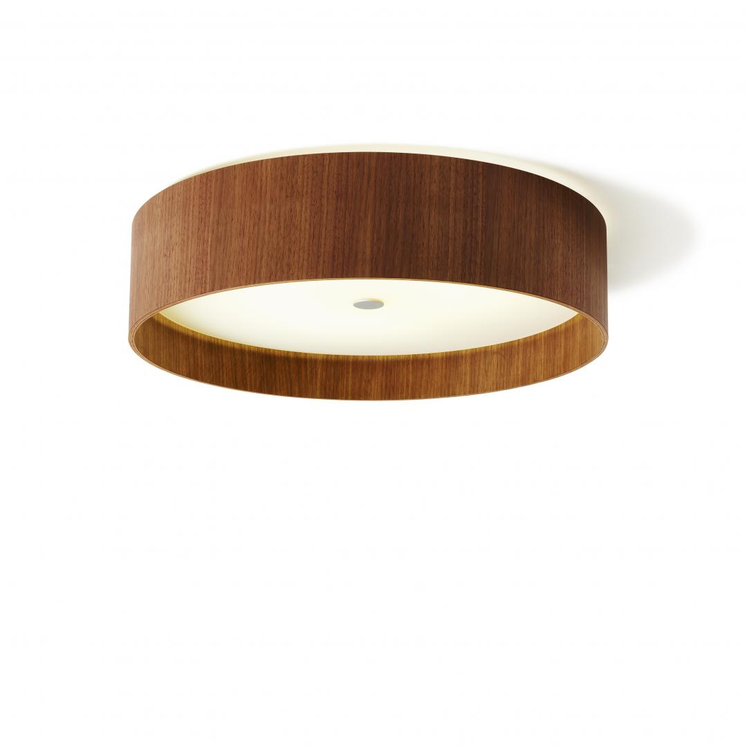 Domus LED-Deckenleuchte LARAwood 55cm 3199.LED