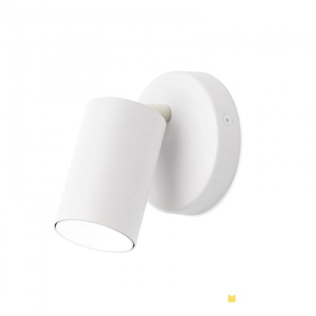 Hausmarke Spot SEAN weiß Str 10-493/1 weiß