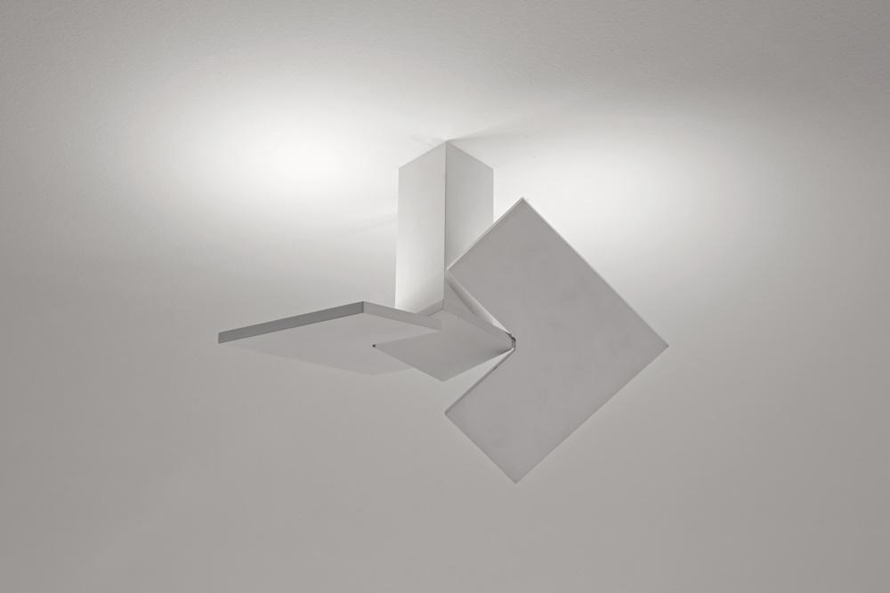 Studio Italia Design - Lodes LED-Deckenleuchte PUZZLE TWIST DOUBLE 146011