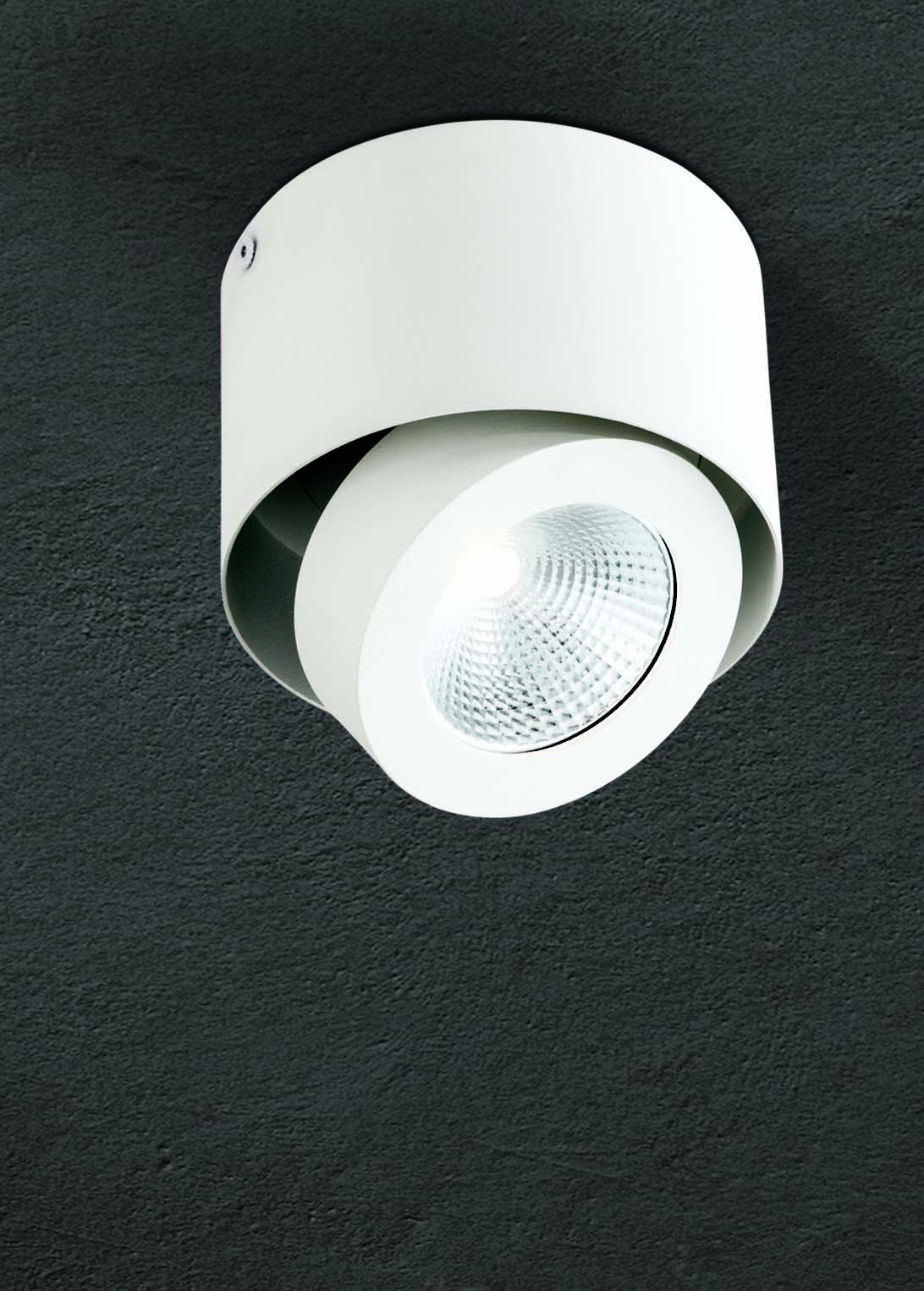Hausmarke LED-Spot MENO weiß Str 10-466 weiß/ABL