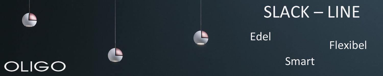 Oligo Slack-Line System mit Globe Pendel, passend dazu auch Nabo, Cone, Break-It, Kendo und Nova