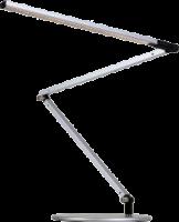 Koncept Zbar Schreibtischlampe silber